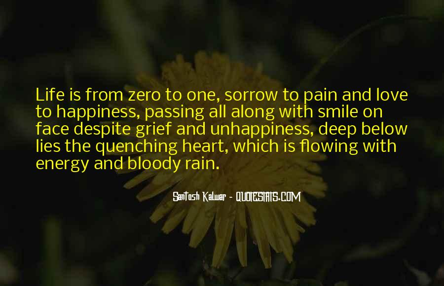 Quotes On Grief And Sorrow #1273121