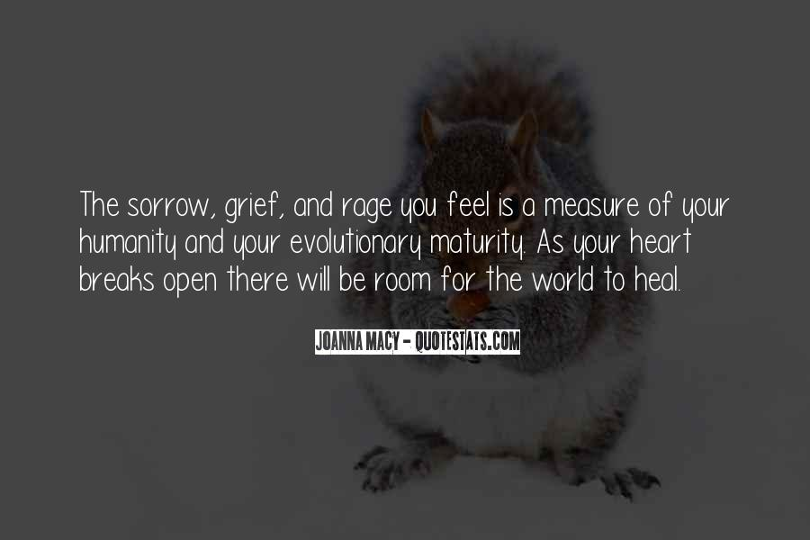 Quotes On Grief And Sorrow #1431720