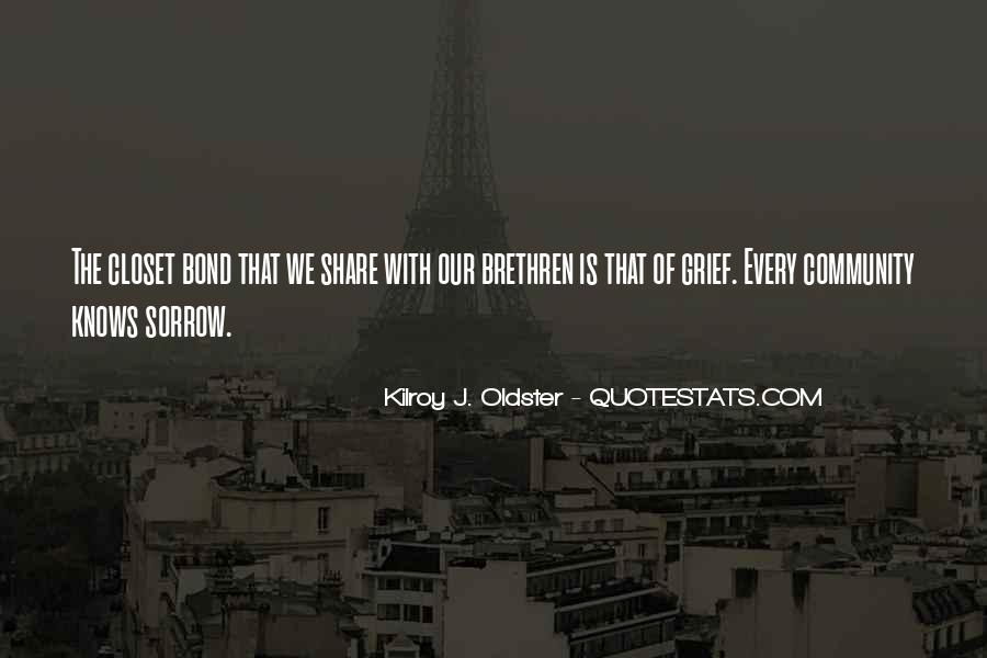 Quotes On Grief And Sorrow #1466358