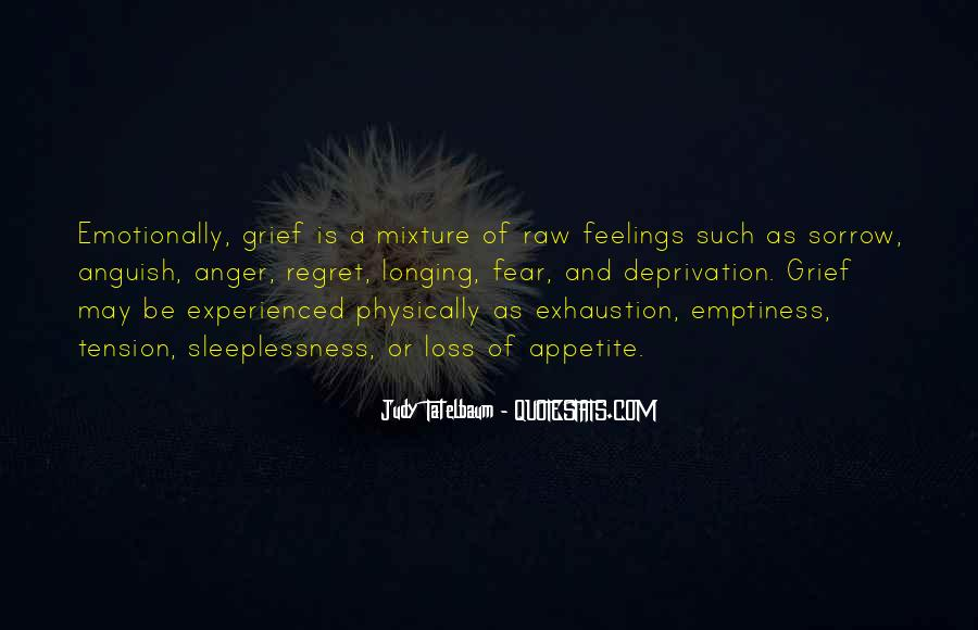Quotes On Grief And Sorrow #1481553