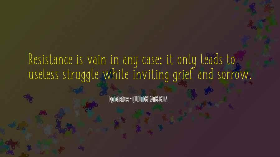 Quotes On Grief And Sorrow #200815