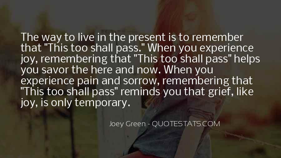 Quotes On Grief And Sorrow #492556