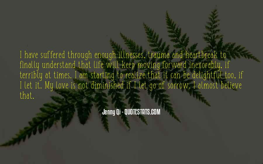 Quotes On Grief And Sorrow #502949