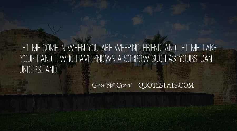 Quotes On Grief And Sorrow #505604