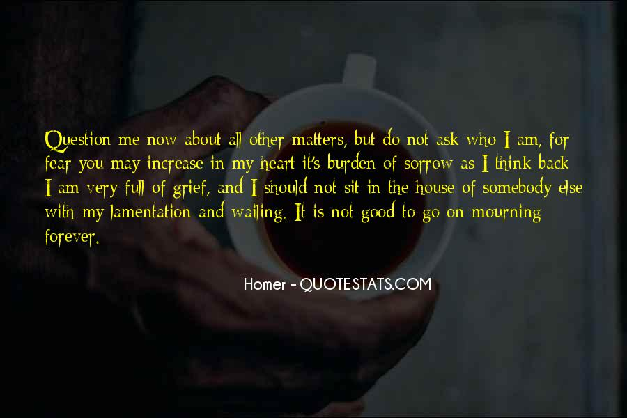 Quotes On Grief And Sorrow #556251