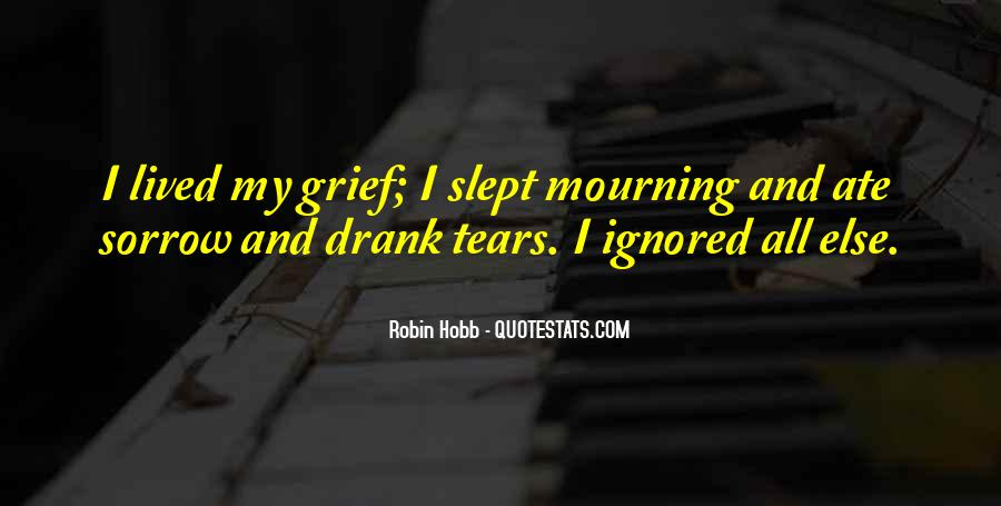 Quotes On Grief And Sorrow #630109