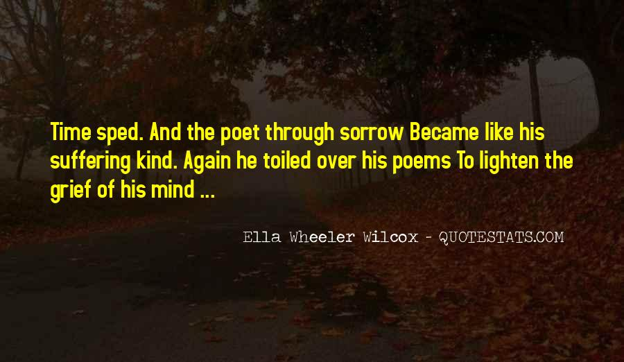 Quotes On Grief And Sorrow #846695