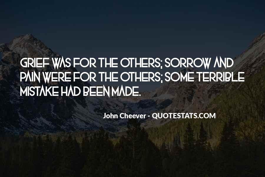 Quotes On Grief And Sorrow #895848