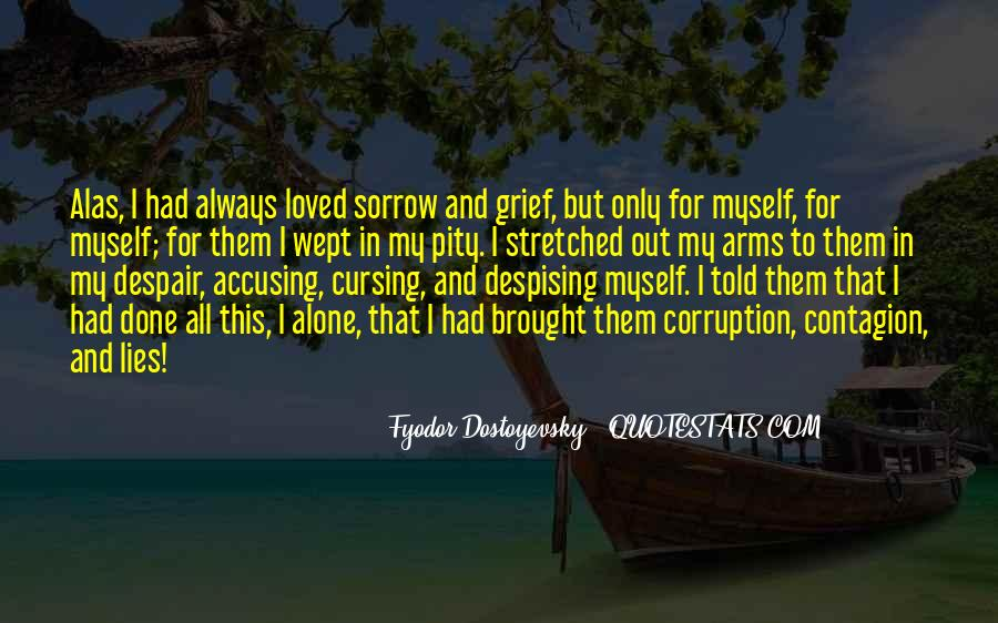 Quotes On Grief And Sorrow #911987