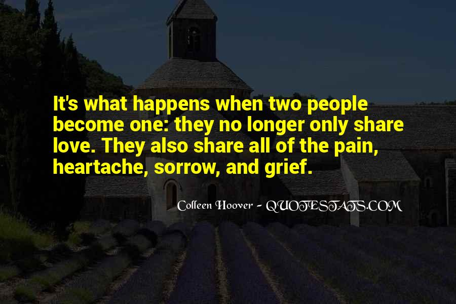 Quotes On Grief And Sorrow #995977