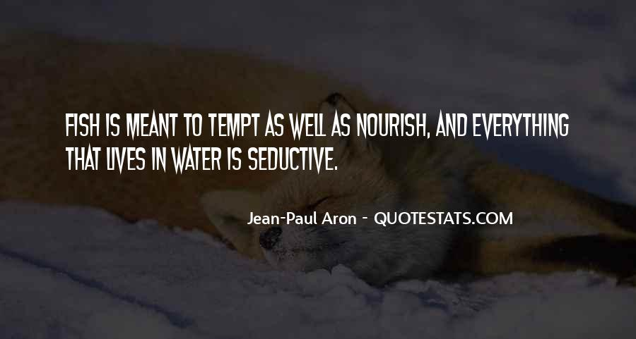 Quotes About Nourish #111131