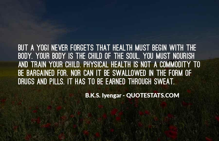 Quotes About Nourish #26229