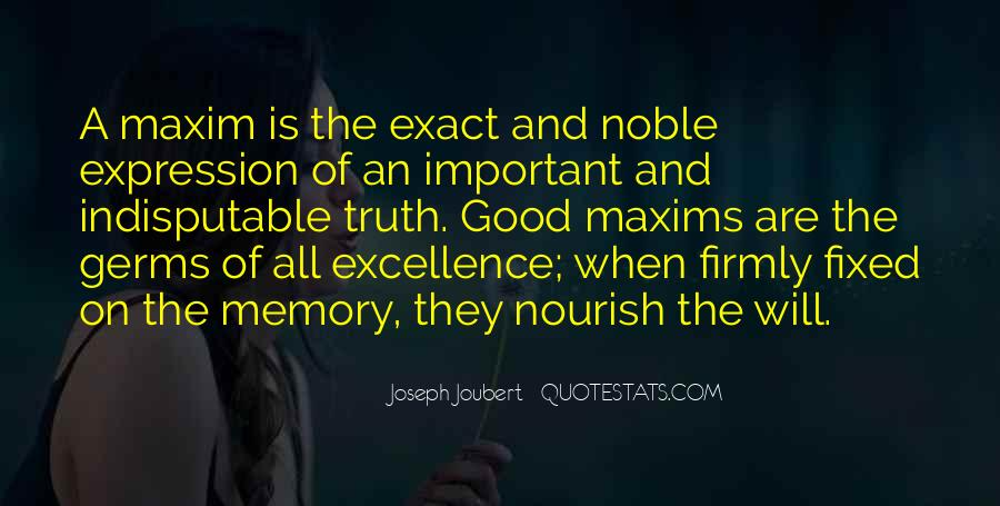 Quotes About Nourish #292142