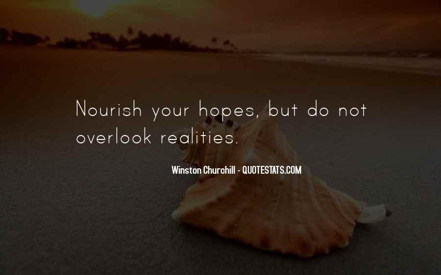 Quotes About Nourish #568899