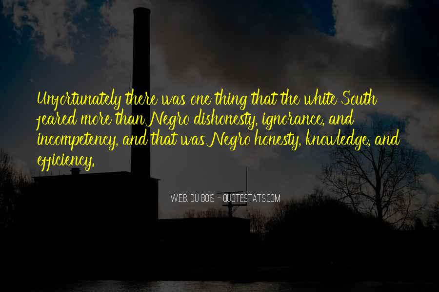 Quotes On Honesty And Dishonesty #1466101