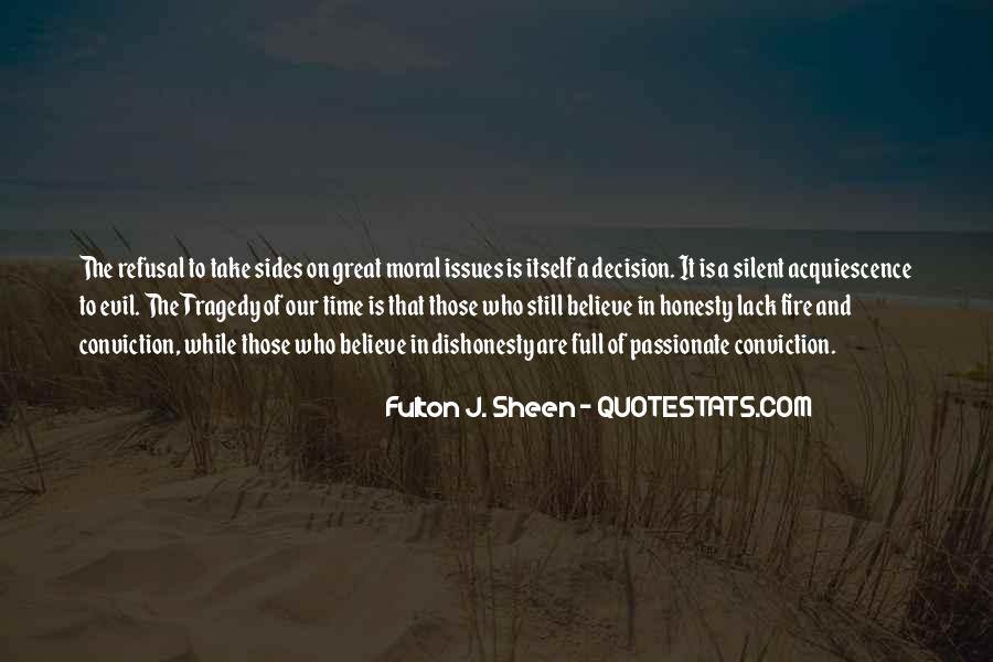 Quotes On Honesty And Dishonesty #1583978