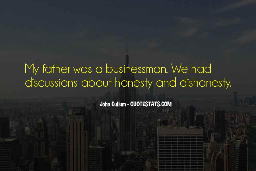 Quotes On Honesty And Dishonesty #316653