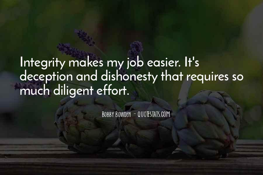 Quotes On Honesty And Dishonesty #792730