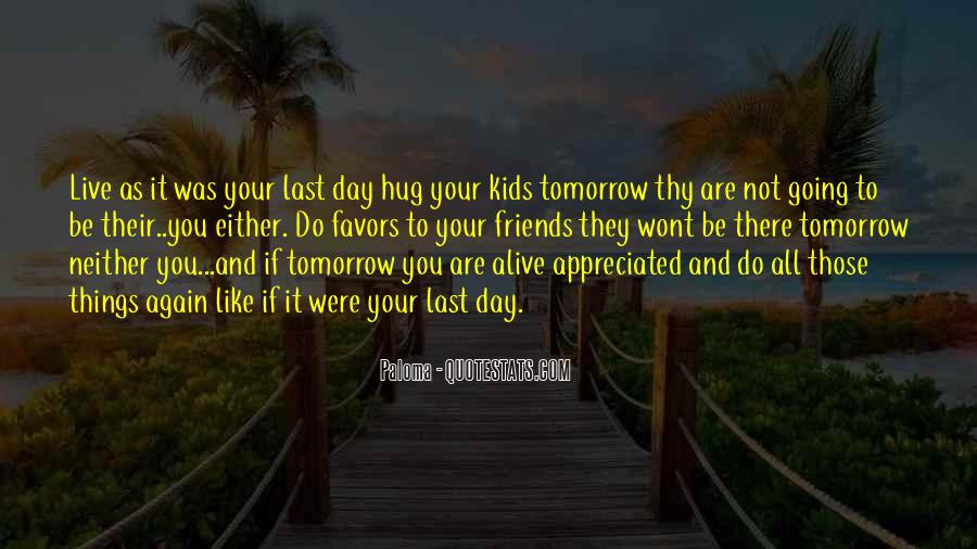Quotes On Hug Day For Friends #249795