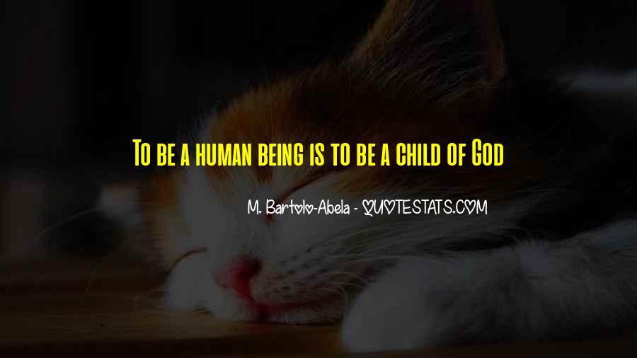 Quotes On Human Spirituality #10240