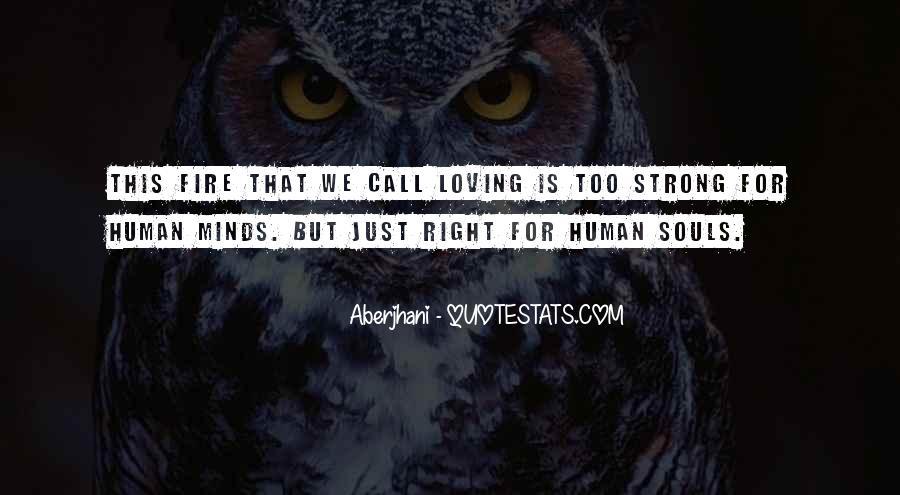Quotes On Human Spirituality #1071037
