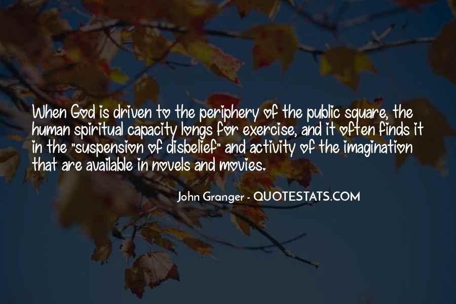 Quotes On Human Spirituality #123811