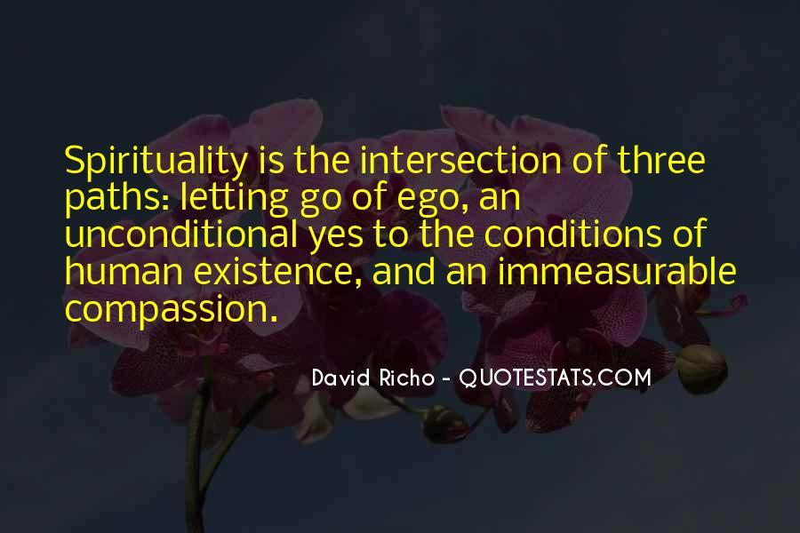 Quotes On Human Spirituality #154606