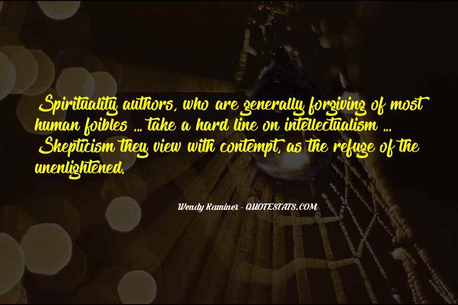 Quotes On Human Spirituality #169608