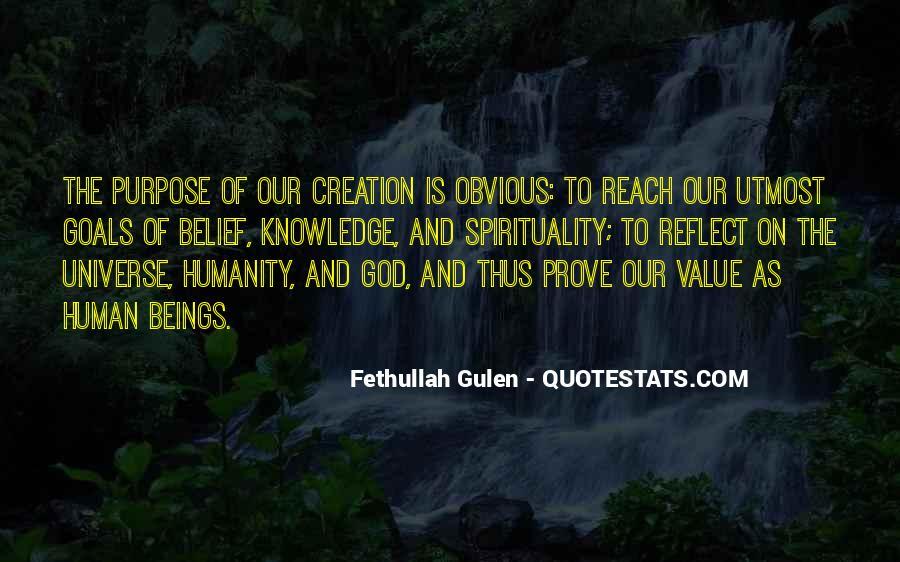 Quotes On Human Spirituality #20202