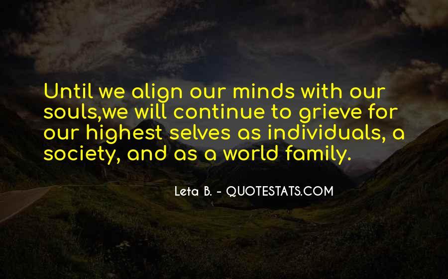 Quotes On Human Spirituality #22524