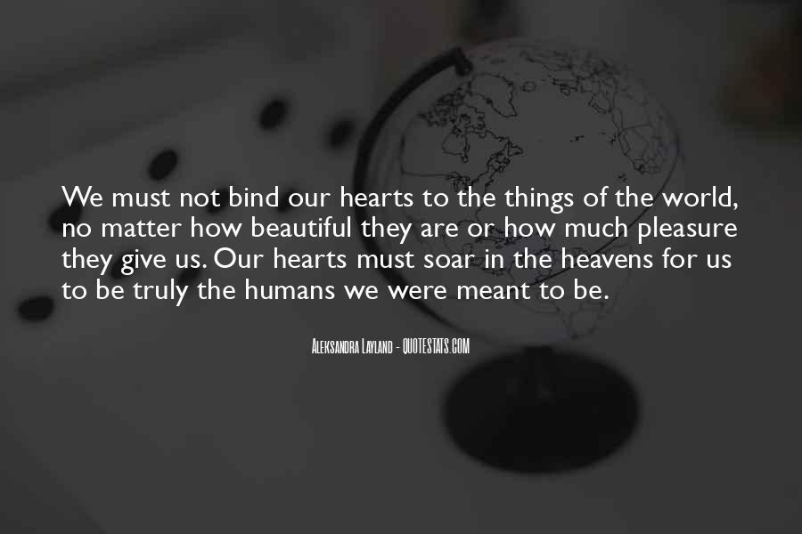 Quotes On Human Spirituality #268097