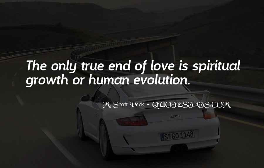 Quotes On Human Spirituality #293295