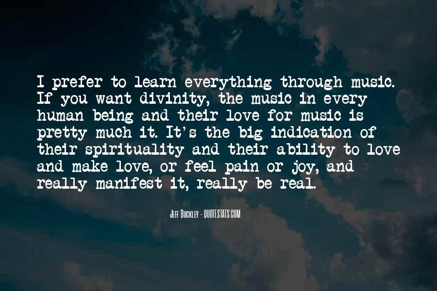 Quotes On Human Spirituality #294375