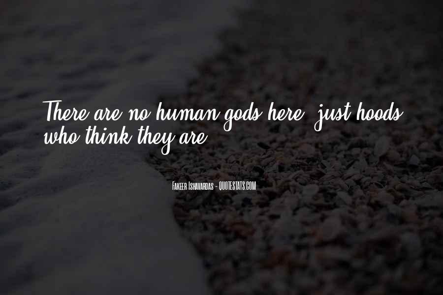 Quotes On Human Spirituality #326339