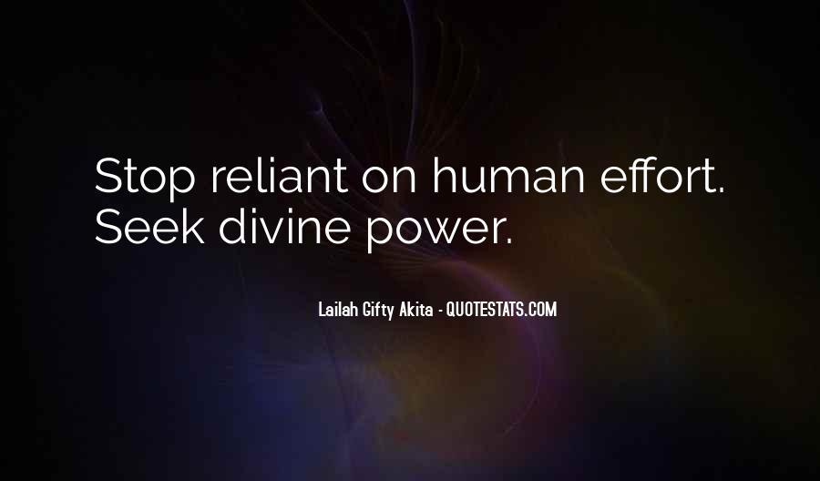 Quotes On Human Spirituality #356703