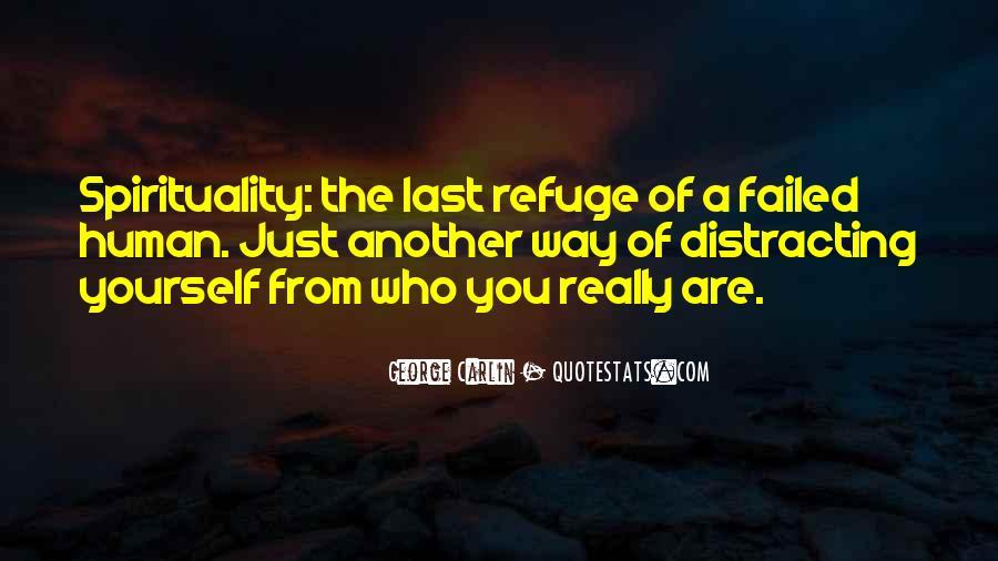 Quotes On Human Spirituality #443168