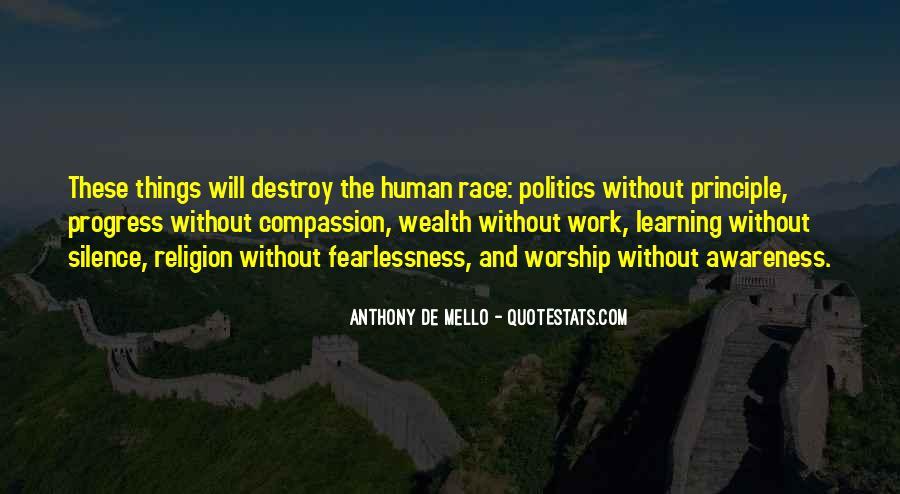 Quotes On Human Spirituality #645794