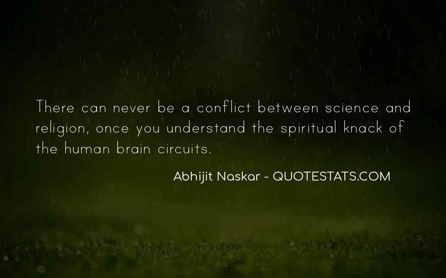 Quotes On Human Spirituality #738673