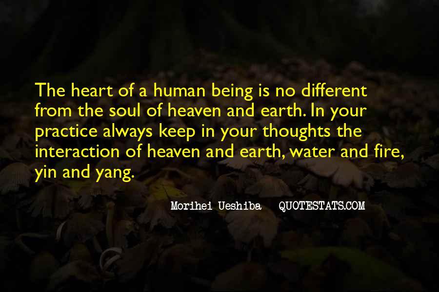 Quotes On Human Spirituality #967480