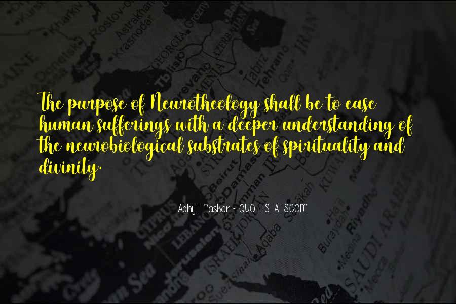 Quotes On Human Spirituality #991622