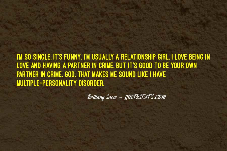 Quotes On In A Relationship #30918