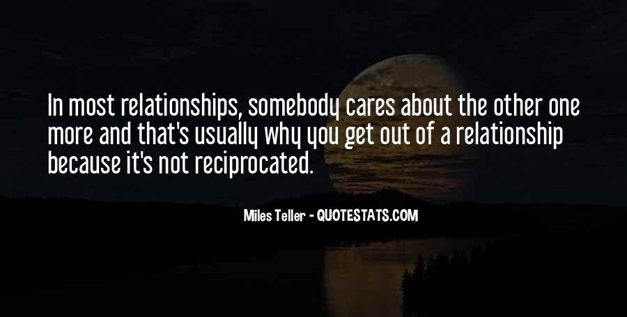 Quotes On In A Relationship #34479