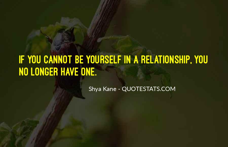 Quotes On In A Relationship #49096