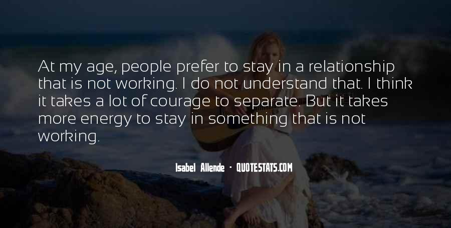 Quotes On In A Relationship #8323