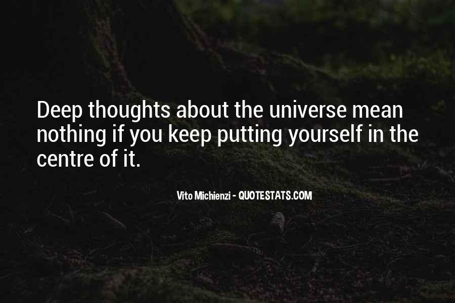 Quotes On Inspirational Thoughts #108220