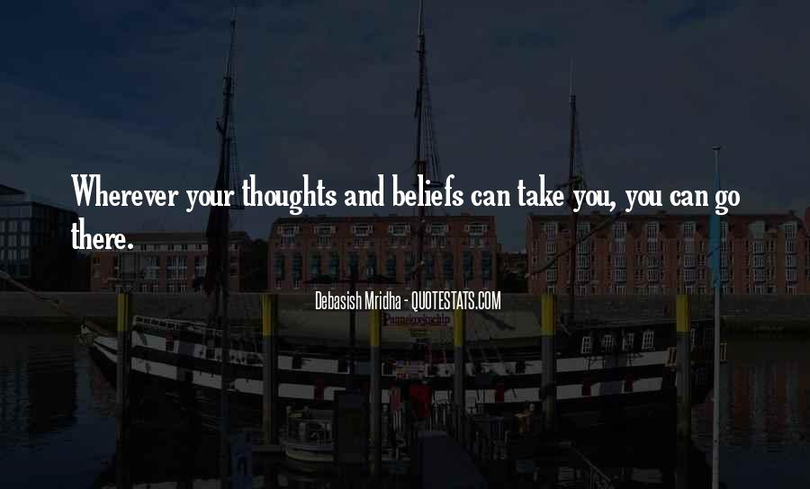 Quotes On Inspirational Thoughts #157930