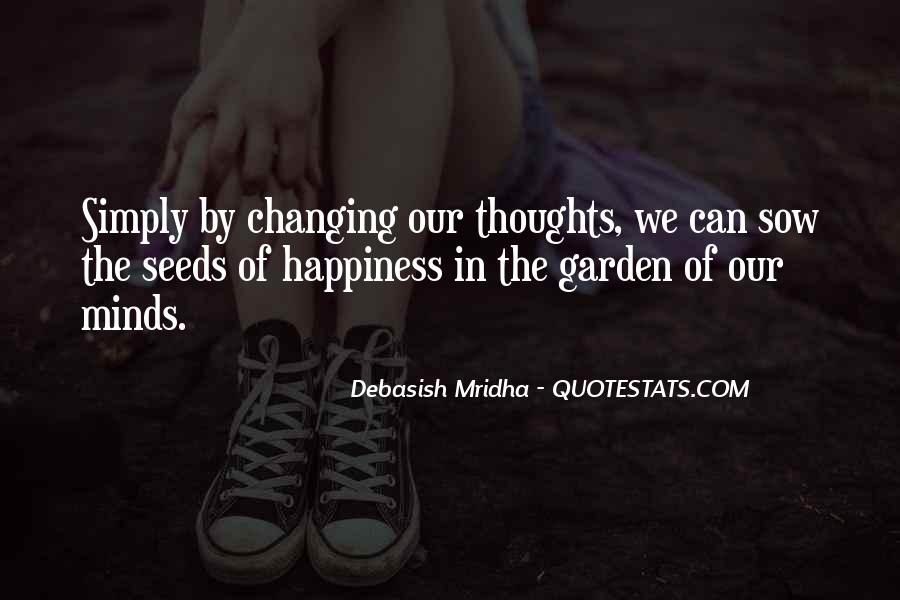 Quotes On Inspirational Thoughts #211818