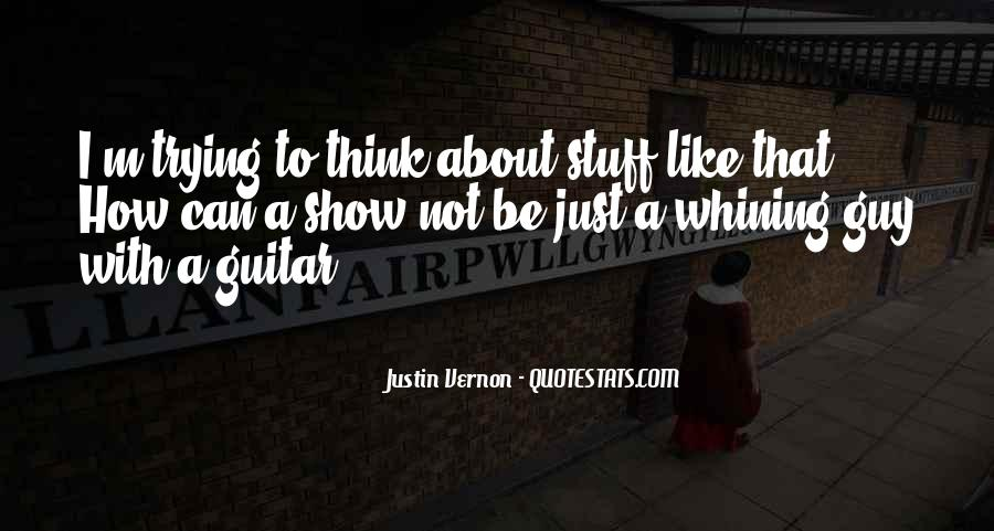 Quotes About Not Whining #843211
