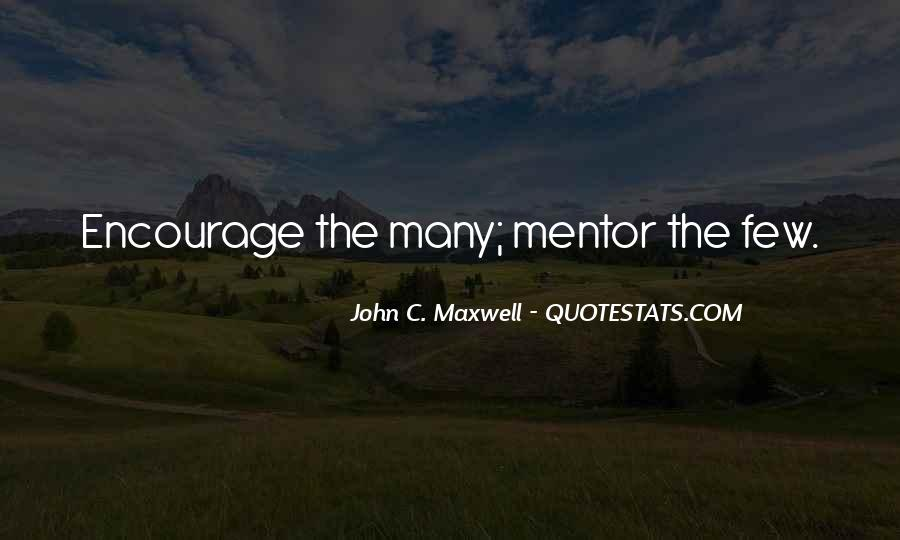 Quotes On Leadership John Maxwell #1061592