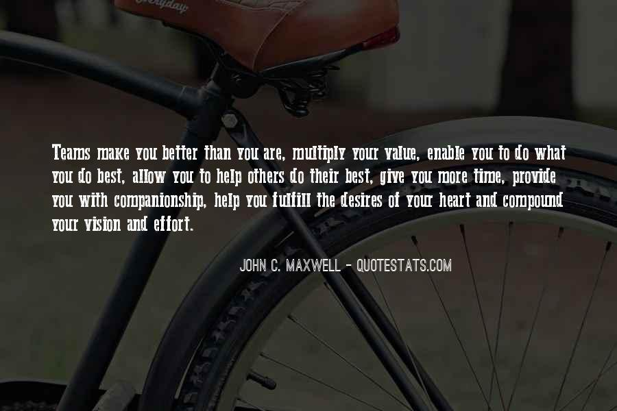 Quotes On Leadership John Maxwell #1084508